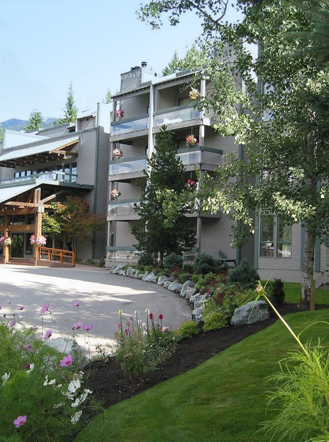 Tantalus Lodge Whistler Hotel Suites