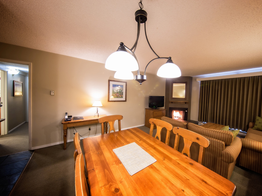 Tantalus Whistler Lodge spacious suites