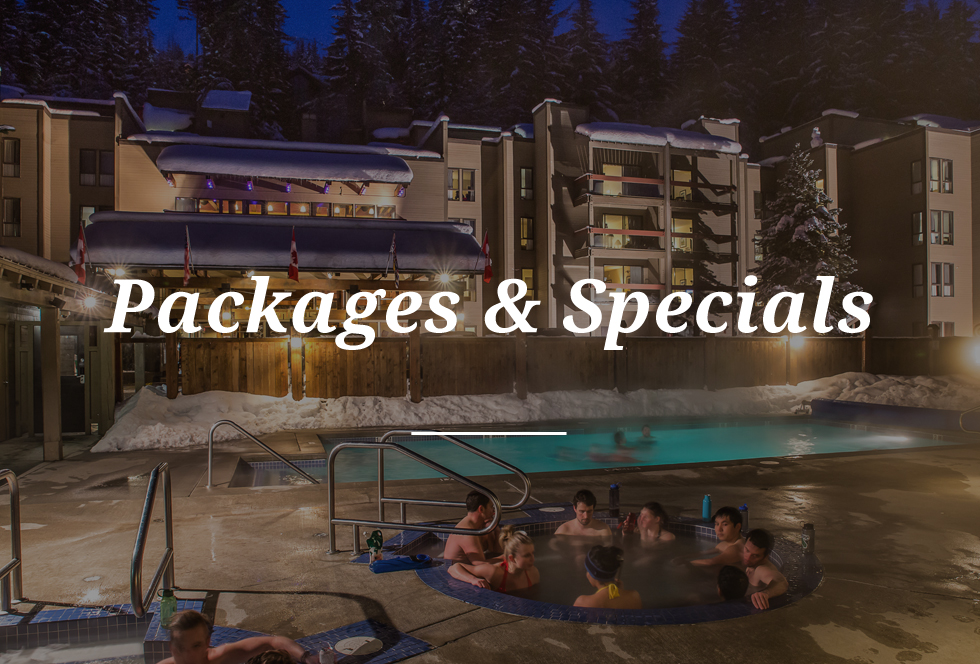 Whistler hotel one bedroom suites at Tantalus Whistler Lodge